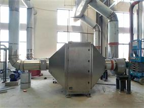 光催化氧化工业除臭净化器