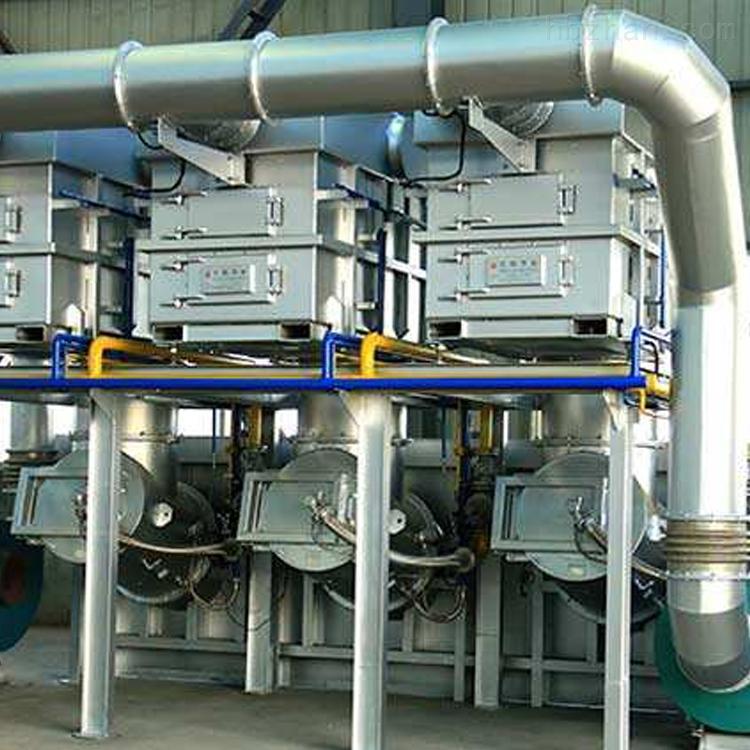 厂家直销海安香精香料废气催化燃烧设备