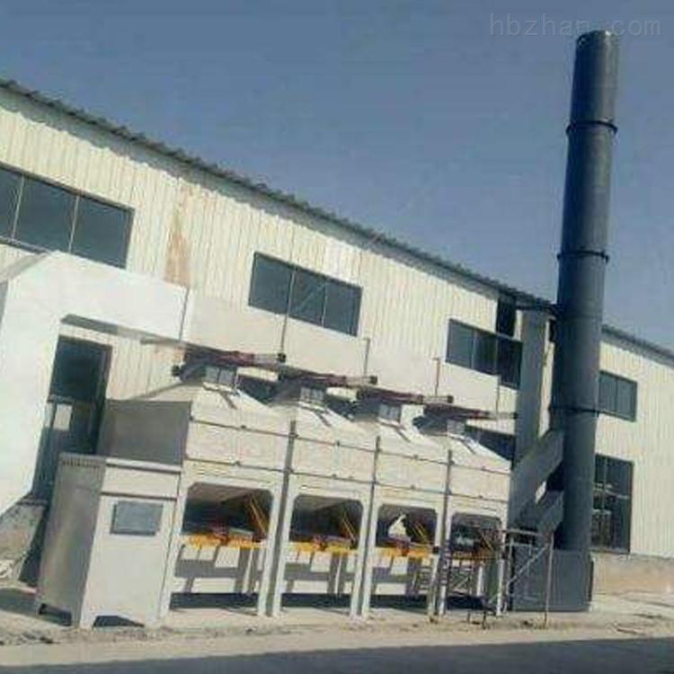 厂家直销涟水轮胎废气催化燃烧净化环保装置