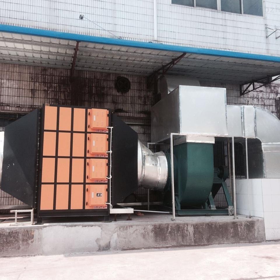 CNC机加工中心油雾废气净化器