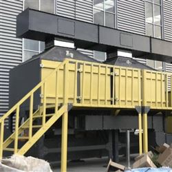 机械加工车间废气净化设备