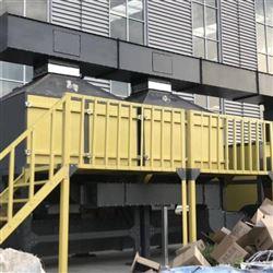黏合剂生产废气净化器设备