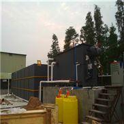 每天200立方米地埋式一体化污水处理设备