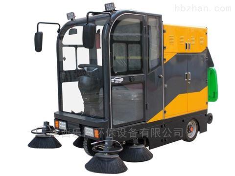 駕駛式電動掃地車價格
