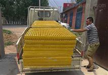 50厚玻璃鋼格柵汙水處理廠常用地溝蓋板