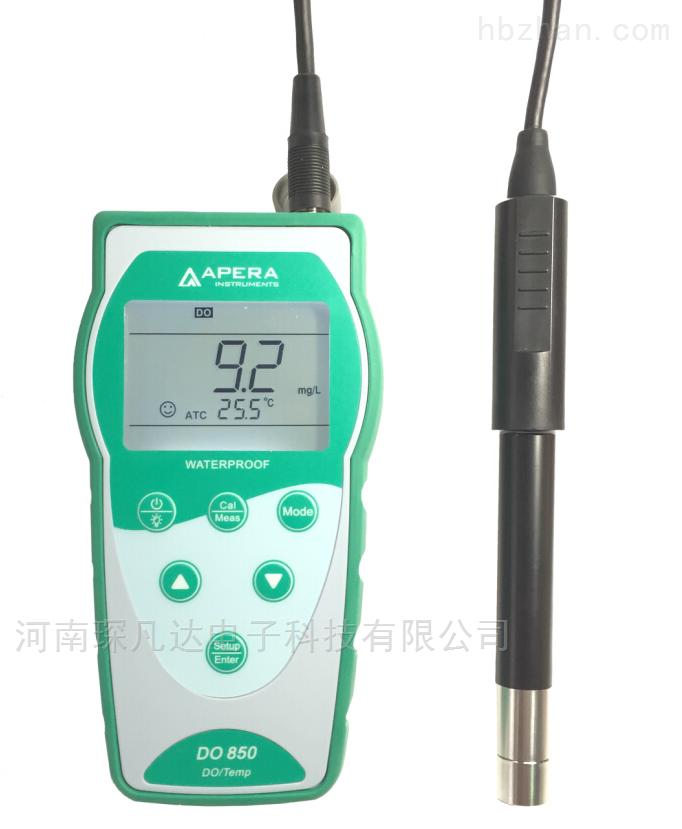 DO850便携式手持光学溶解氧仪/测定仪