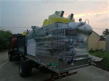 WSZ辽宁集装箱生活污水设备
