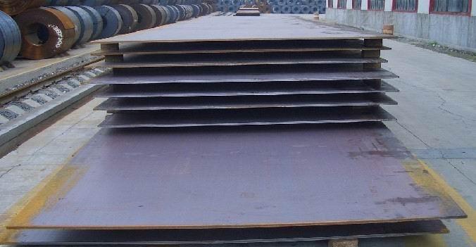 S355K2W耐候钢板零售