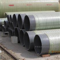 upvc管外包玻璃钢管道 FRP/PVC复合管道
