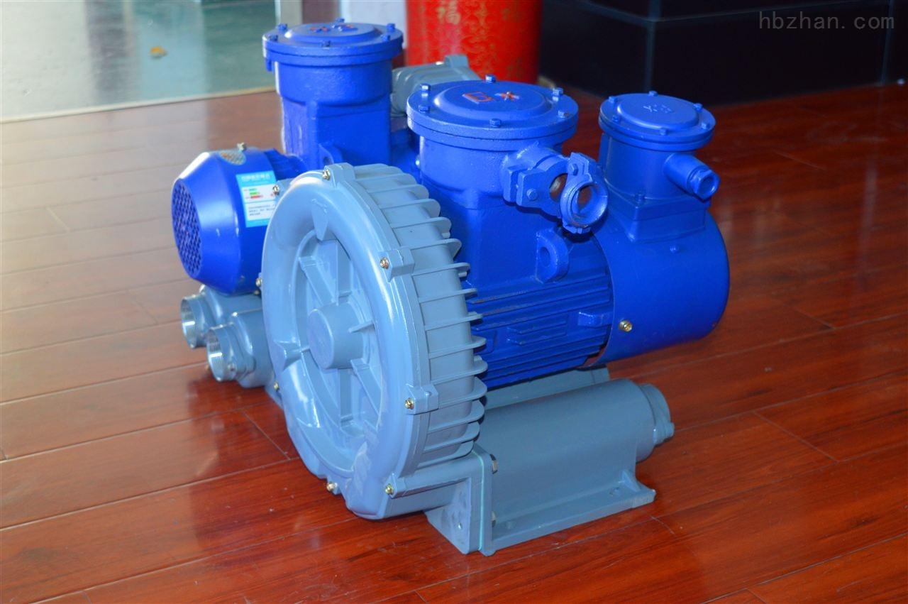 粉尘防爆漩涡气泵