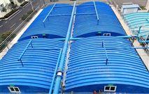 污水池加盖废气臭气处理