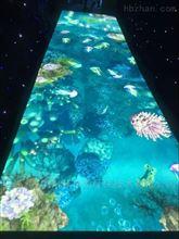 FGL-HD008地面海浪地面互动投影方案