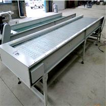 食品链板输送机馒头速冻生产线
