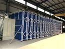 JQ-SSF移动式可折叠电动伸缩喷漆房