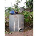 贵州不锈钢一体化预制泵站价格