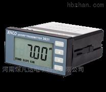 在线测量pH/ORP、温度变送器分析仪