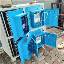 定制高压静电低温等离子工业烟雾净化器