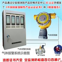 可燃氣體濃度探測器