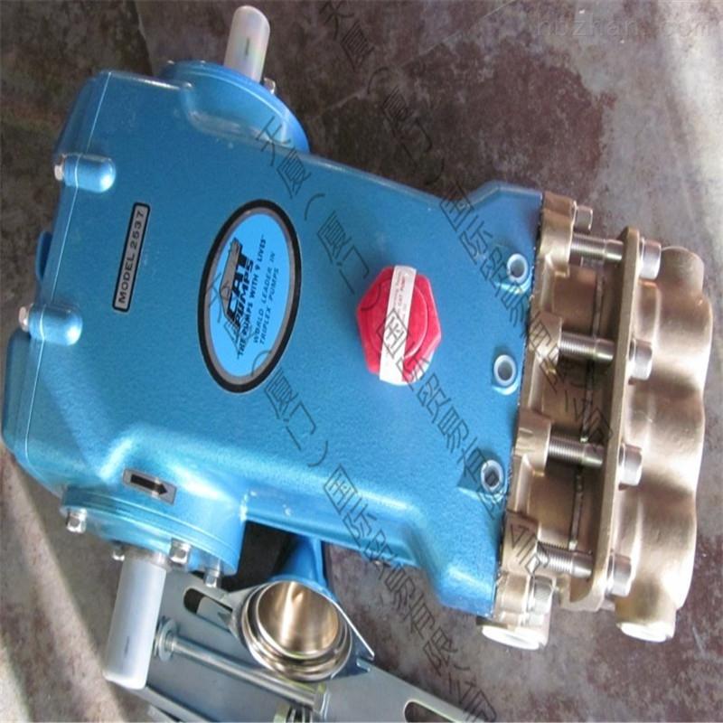 扎兰屯CAT猫泵821高压柱塞泵原装