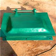 复合材料玻璃钢拍门dn1200