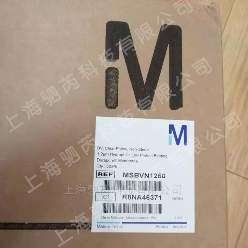 Millipore密理博BV clear plates多孔板
