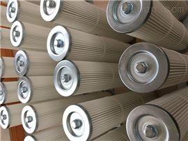 齊全贛州350*1500 鋼廠空氣除塵濾芯材質
