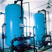 20-温泉水循环净化地下水除铁锰过滤器