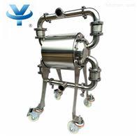QBK-W不锈钢食用级隔膜泵