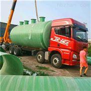 4t/h地埋式污水处理装置