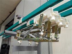 TZHC-500A鋁制單極H型安全滑觸線