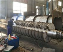 双螺旋污泥桨叶干燥机