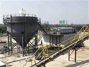 机制砂污水循环使用水洗砂污泥脱水设备