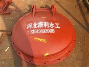 河北旺键插管式铸铁拍门价格供应 dn1500