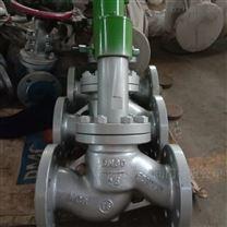 QDY421F氨用液動緊急切斷閥