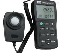 台灣泰仕TES-1339專業照度計