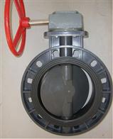 D371X-10塑料涡轮蝶阀