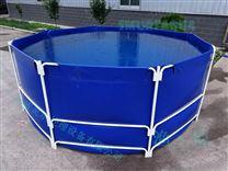 渔悦 可折叠水池 折叠泳池 支架鱼池ZD210A