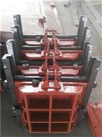 旺键铸铁闸门2米*2米高品质