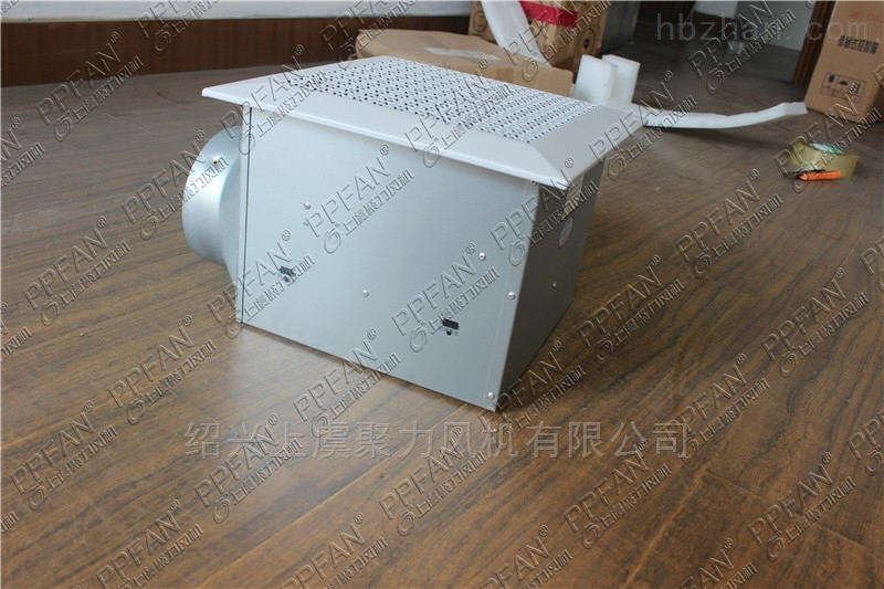 JVF-CP-500天花板吸顶低噪音管道式换气扇