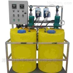 河南锅炉加药装置污水处理设备适用范围