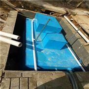 日处理70吨一体化生活污水处理设备