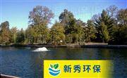 PQ-FT景觀湖河道曝氣機