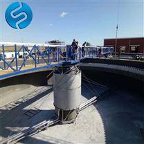 周边传动全桥式刮泥机规格参数