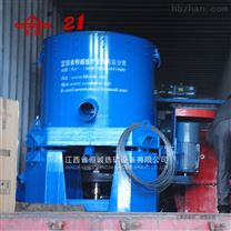 供应岩金矿高富集高回收重选设备-水套式离心机 生产厂家 多少钱