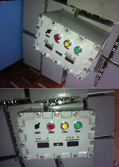 定做钢板焊接防爆仪表箱