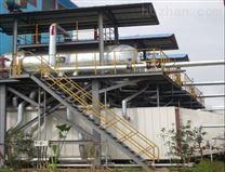 网带式连续加热渗碳炉余热回收