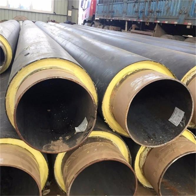 聚氨酯预制热水保温管价格清单