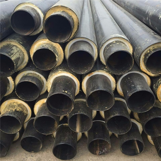 直埋塑套钢热力保温管规格列表