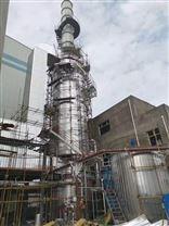 烟气脱硫塔双碱法脱硫工艺优势