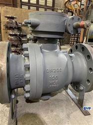 Q41N高壓固定式球閥